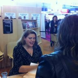 Rencontre avec CJ Daugherty