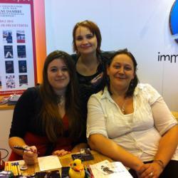 Rencontre avec Marion Obry et Claire Wallaert
