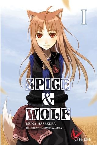 Spice and Wolf d'Isuna Hasekura