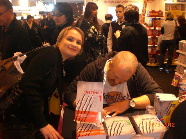 Rencontre avec Vincent Villeminot