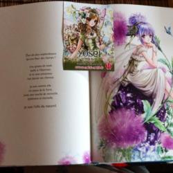 Livre illustré Yosei (extrait)