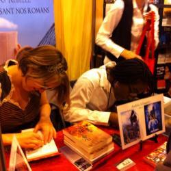 Dédicaces des auteurs chez Rebelle Editions