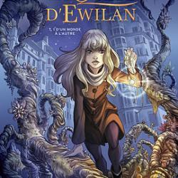 BD Tome 1 : D'un monde à l'autre de Lylian