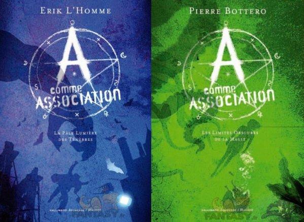 A comme association 1 et 2