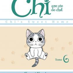 Chi, une vie de chat tome 6