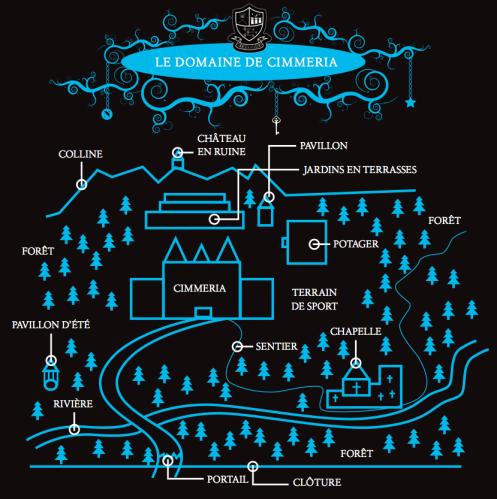 Le domaine de Cimmeria