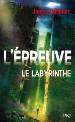 L'Epreuve,-tome-1: le labyrinthe