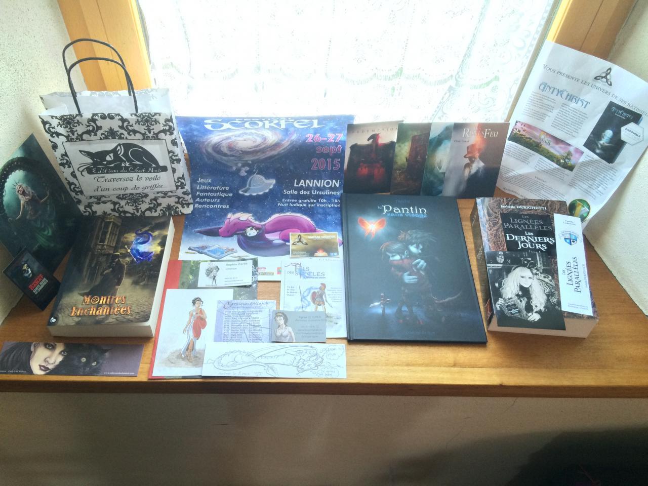 Mes achats et cadeaux
