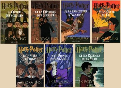 Saga Harry_Potter