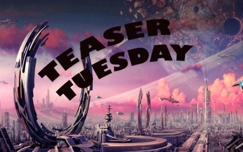 Teaser Tuesday (rdv du mardi)