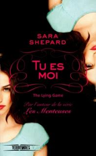 Tu es moi de Sara Shepard