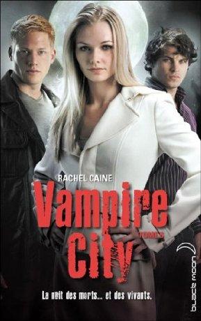 T.5 Vampire City de Rachel Caine
