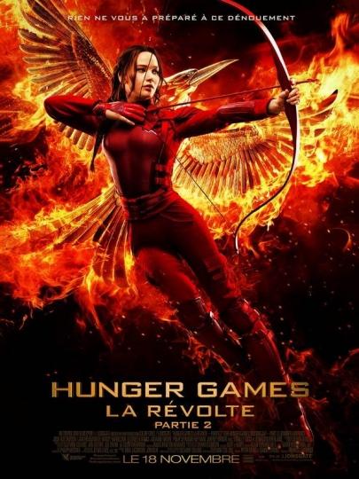 Hunger Games La révolte 2