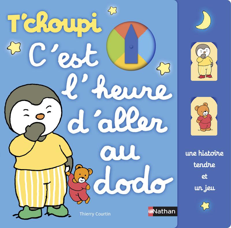 c'est l'heure d'aller au dodo