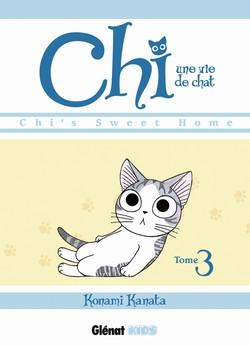 Chi, une vie de chat tome 3