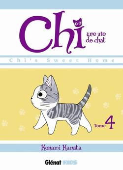 Chi, une vie de chat tome 4