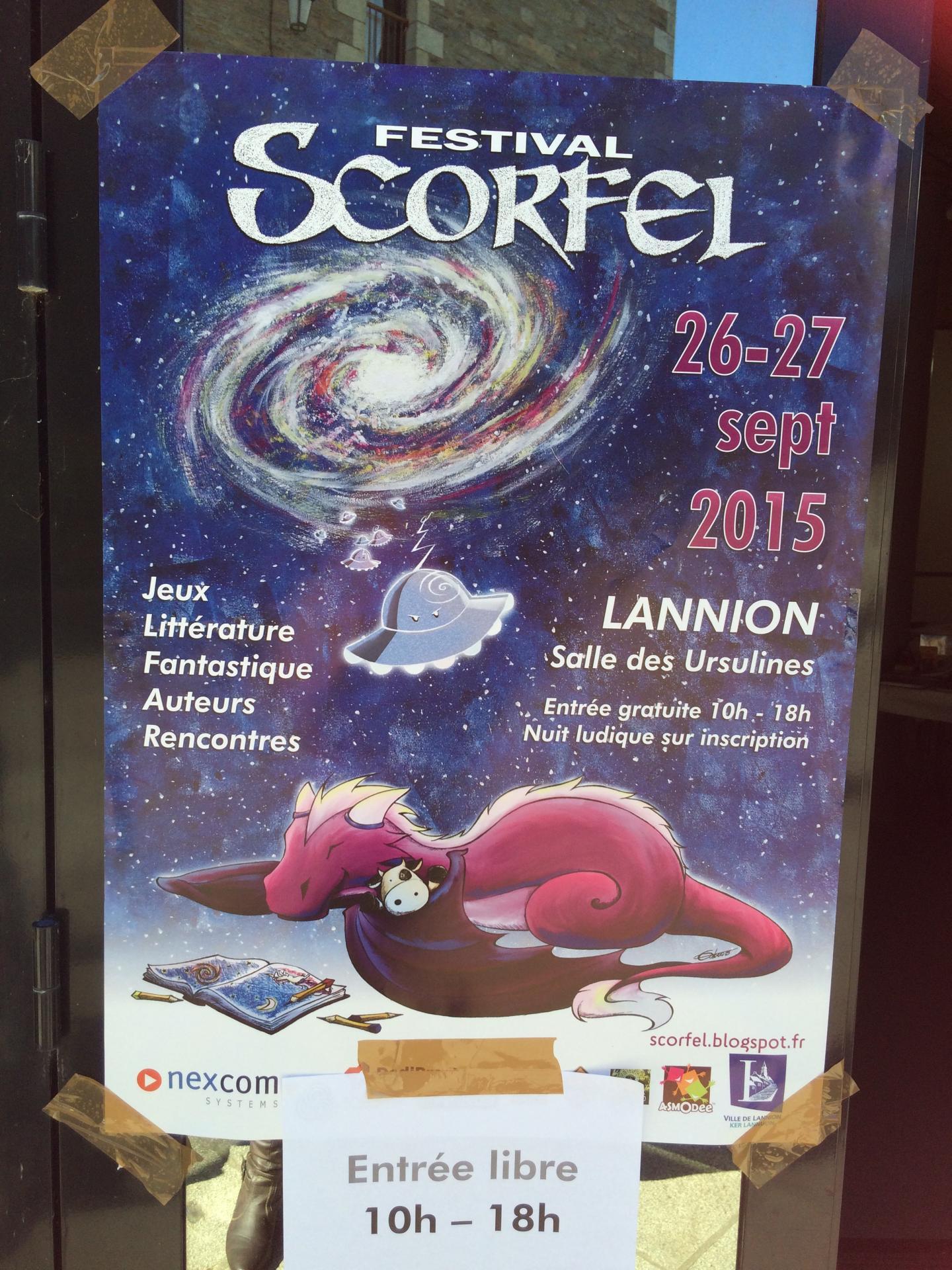 Affiche du festival 1