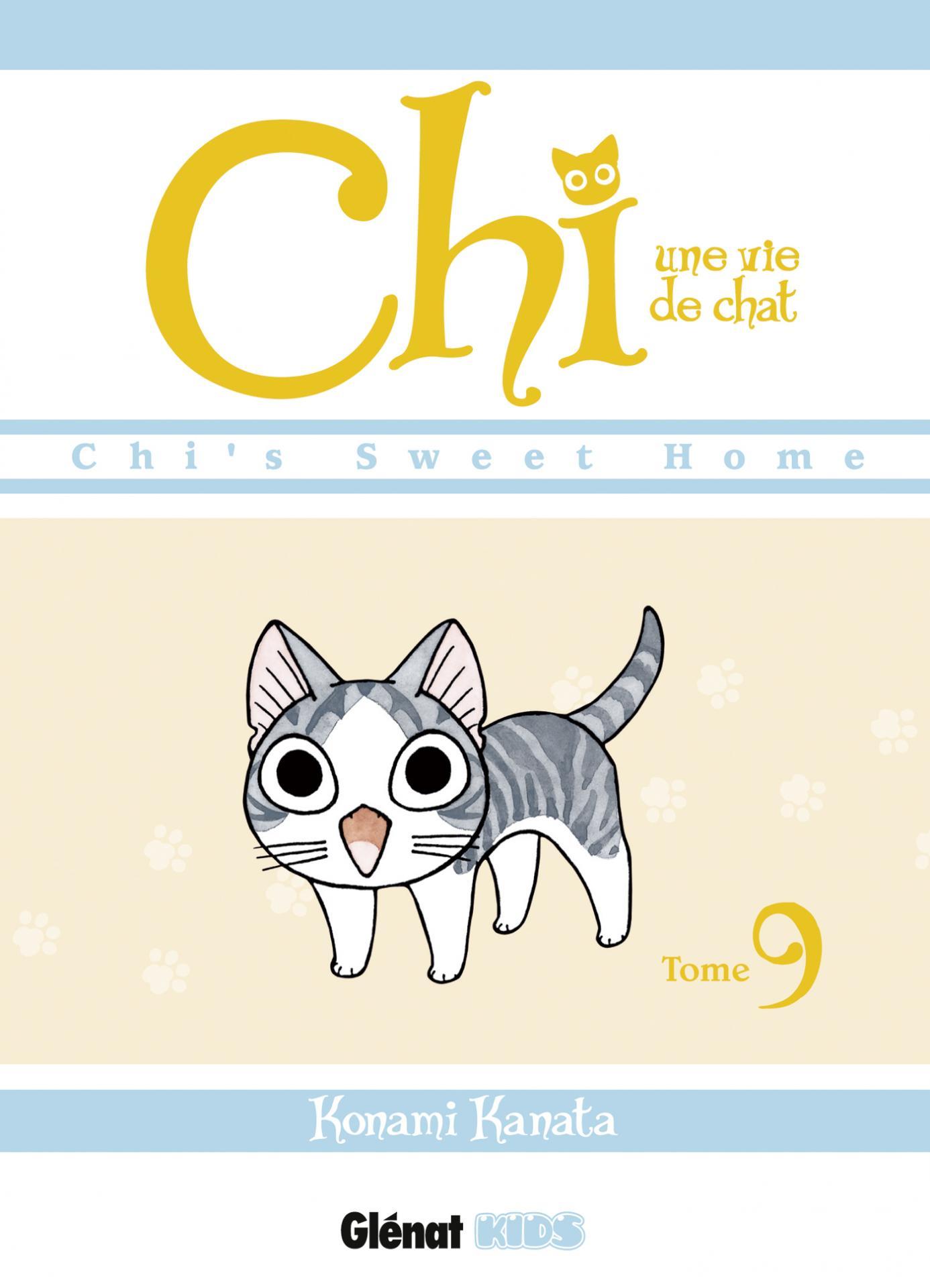 Chi une vie de chat manga volume 9