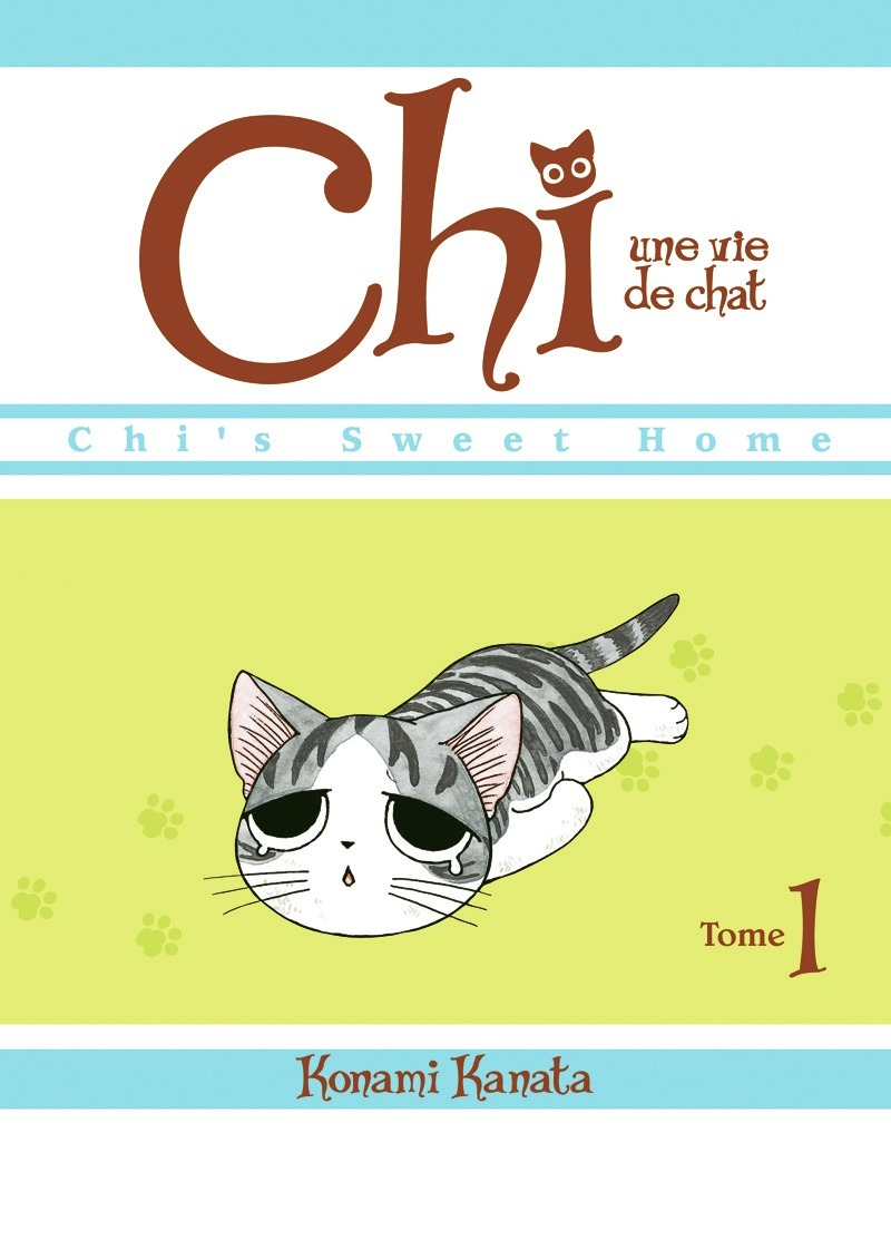 Chi une vie de chat tome 1