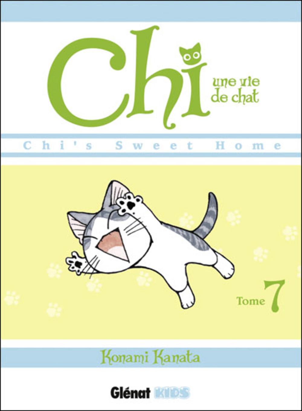 Chi une vie de chat tome 7