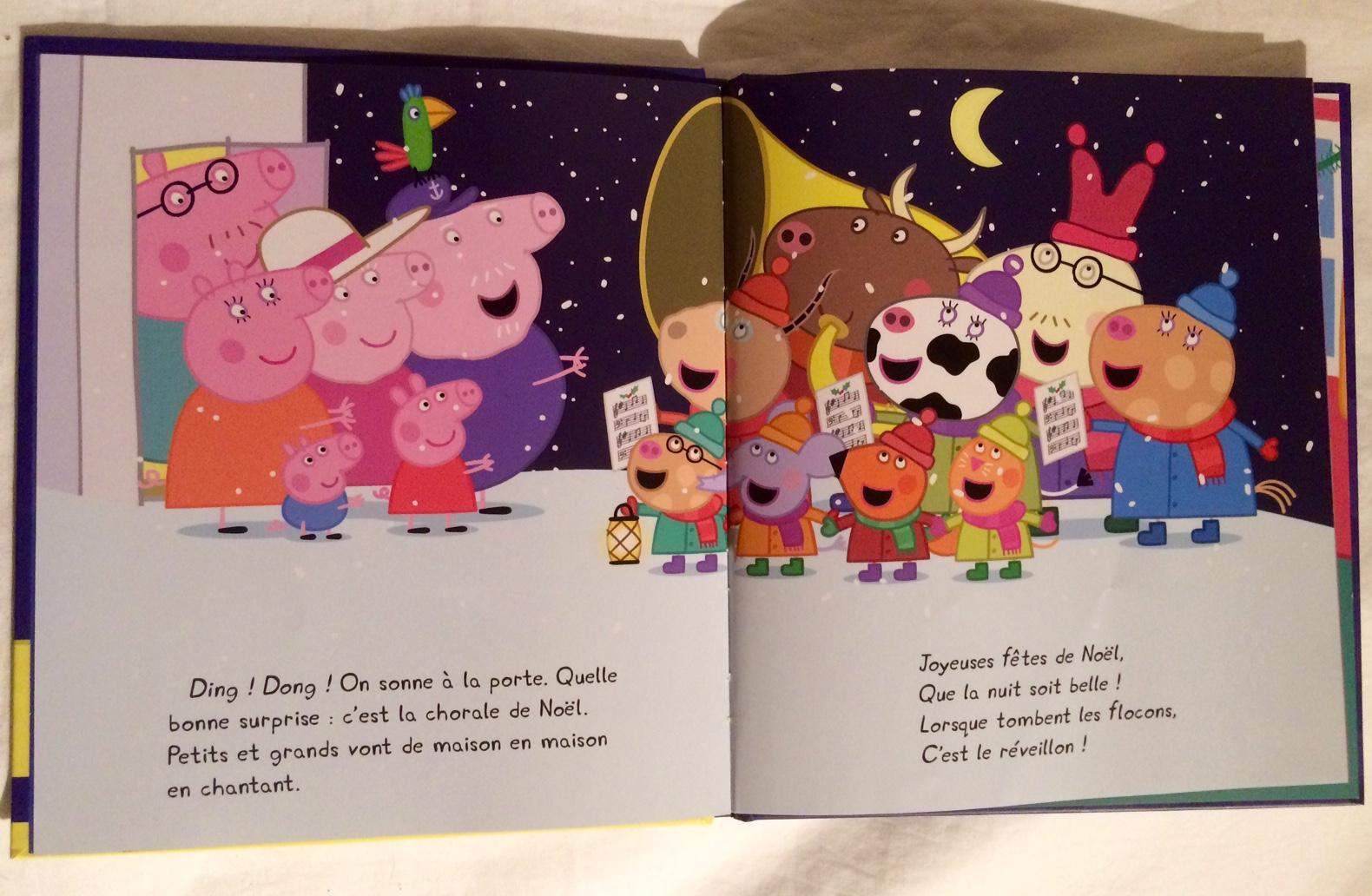 Pippa fête Noël extrait