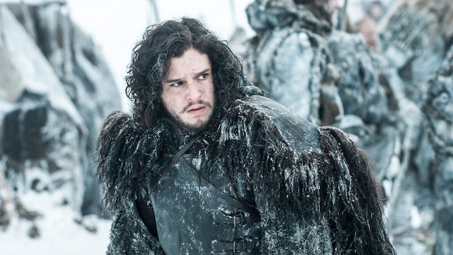 Game of thrones jon snow parmi les personnalite s les plus influentes de lanne e 2015