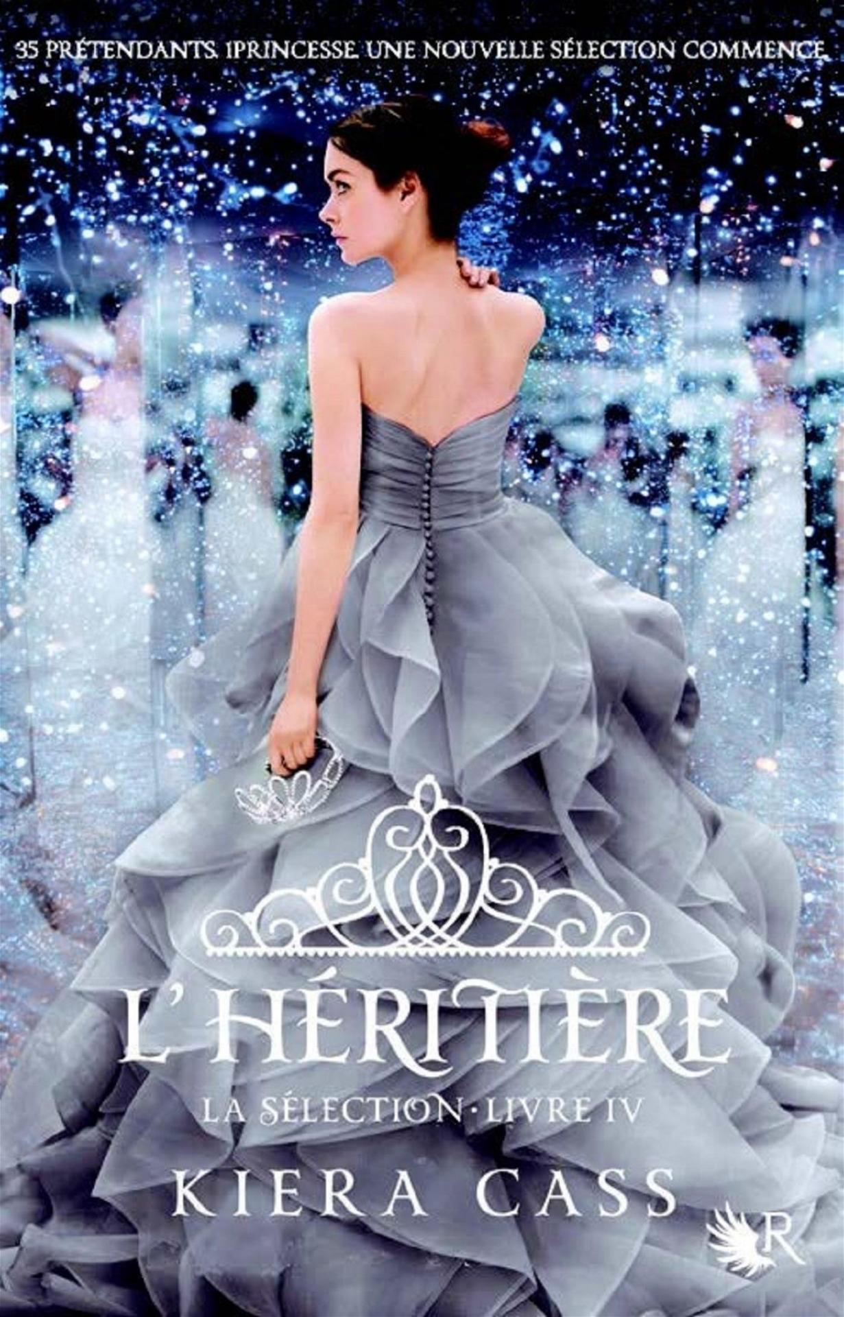 La selection tome 4 l heritiere