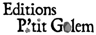 Editions P'tit Golem